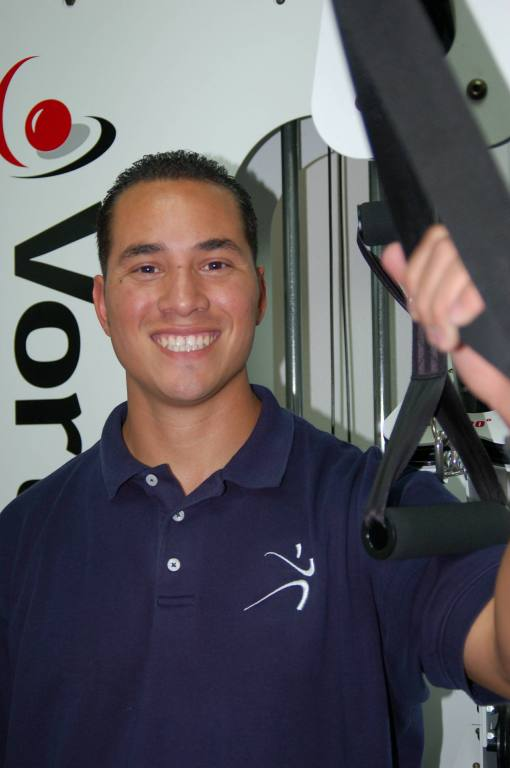 Andy Salazar Personal Training Visalia