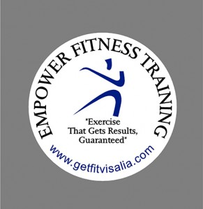 Empower Fitness Training Personal Training Visalia